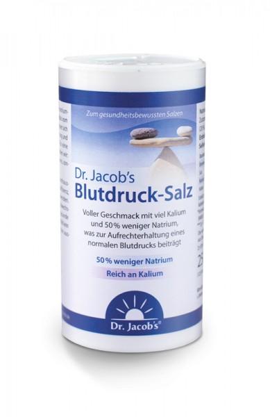 Blutdruck-Salz mit Kalium und basisch wirkendes Natriumcitrat