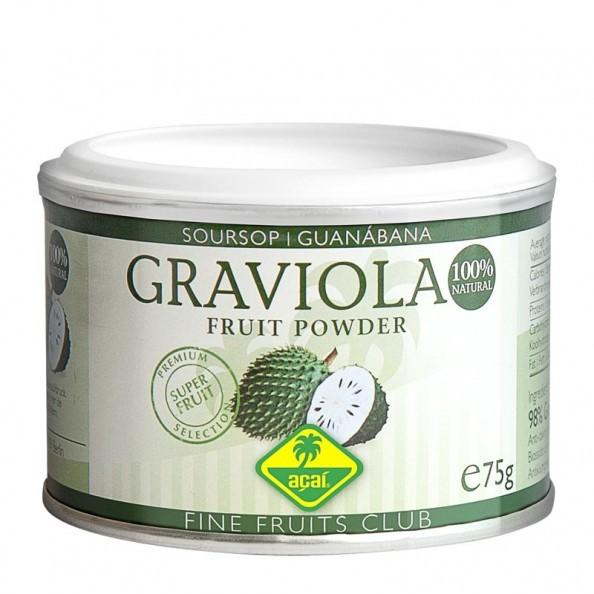Graviola Fruchtpulver - Guanábana - Stachelannone