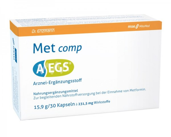 AEGS Met comp - Typ 2 Diabetes