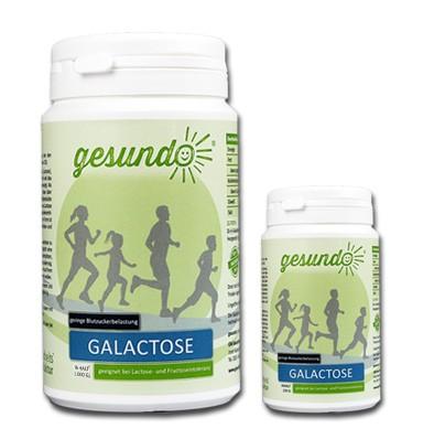 Galaktose - Galactose - Schleimzucker, D-Galactose-Pulver