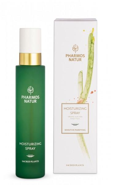 Feuchtigkeits-Spray mit Bio Aloe Vera Frischpflanzensaft