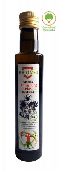 MHD 07/19 - Omega-3 Ölmischung PLUS Tocotrienol