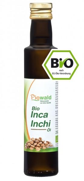 Bio Inca Inchi - Sacha Inchi Samen Öl