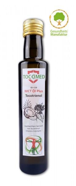 MCT Öl Plus mit Tocotrienol