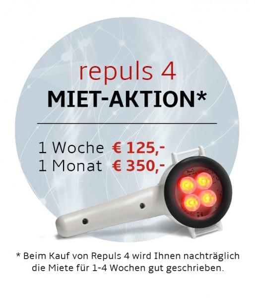 MIETEN - REPULS 4 Tiefenstrahler - Lichttherapiegerät