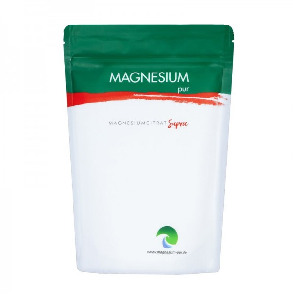 Magnesium Pur - Granulat Supra - 0,5 kg