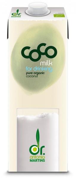 Kokosmilch BIO - coco milk for drinking