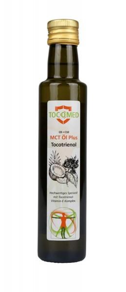 MCT Öl Plus mit Tocotrienolen