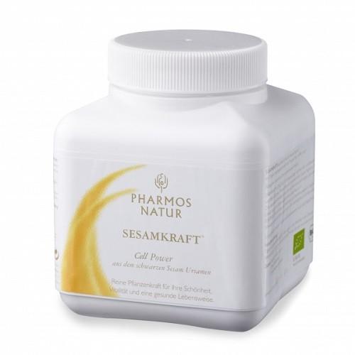 Sesamkraft ® aus schwarzen Sesam-Ursamen (BIO) mit Mikronährstoffen, Vitaminen und Mineralien