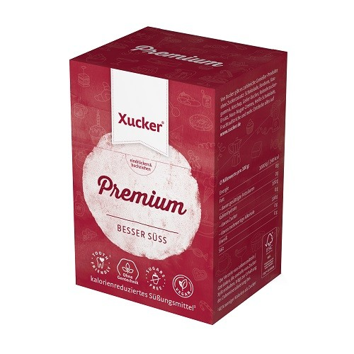 Xylit / Xylitol - 50 Xucker Premium Sticks