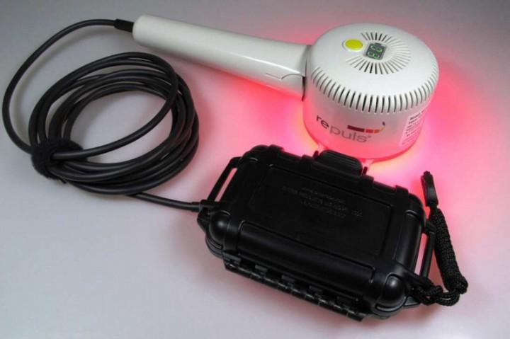 REPULS Tiefenstrahler - Lichttherapiegerät