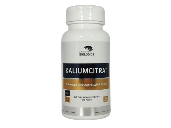 KaliumCitrat