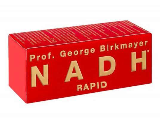 NADH Rapid - 20 mg Coenzym1 - original nach Prof. Birkmayer