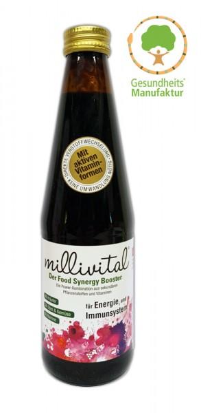 Millivital - Der Erste Food Synergy Booster