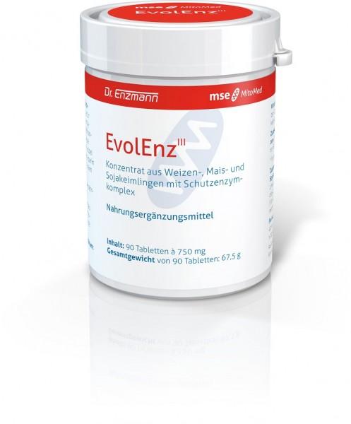 EvolEnz III mse mit Schutzenzym-Komplex