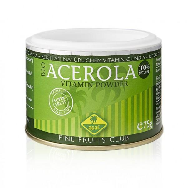 BIO FRUIT POWDER - Bio Acerola Vitamin Powder