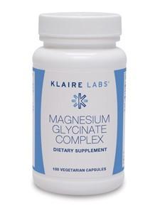 Magnesium-Glycinate-Complex Kapseln - Magnesiumchelat