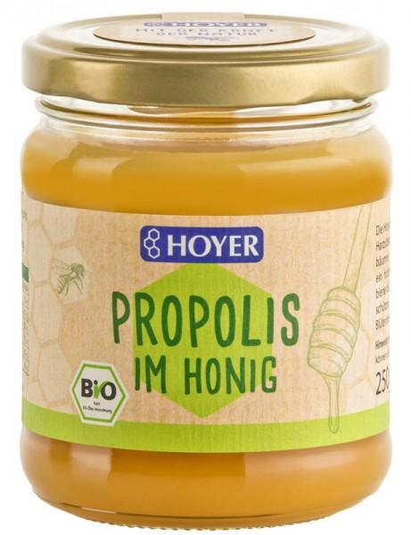 Propolis im Honig, BIO