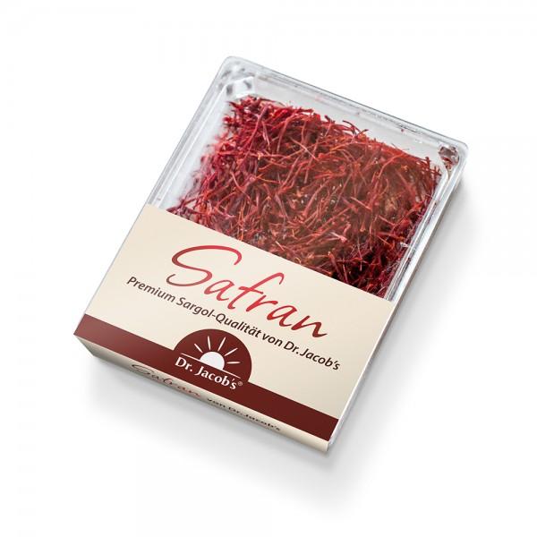 Sargol Safranfäden - Safran von Dr. Jacob's 1 g