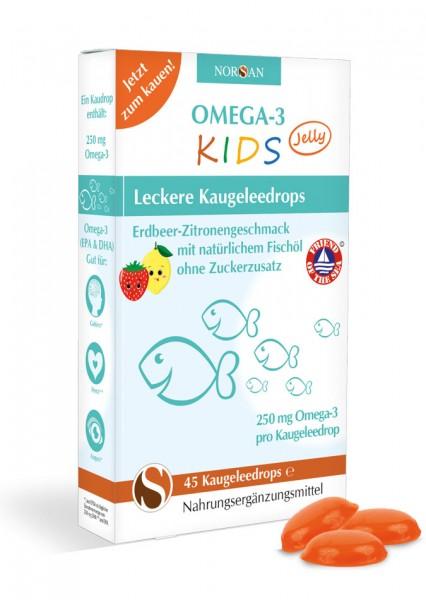 Omega-3 KIDS Jelly