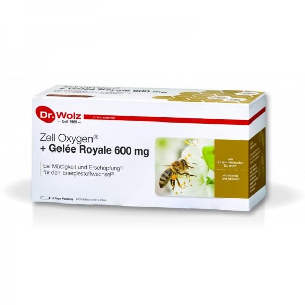Zell Oxygen Gelée Royale – Dr. Wolz
