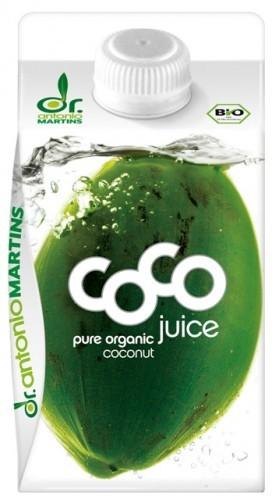 Bio Coco Juice Pur - Kokoswasser