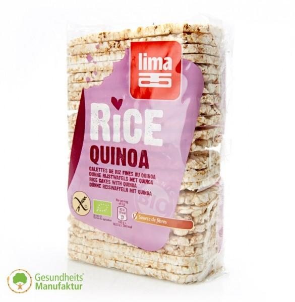 Reiswaffeln Quinoa, BIO