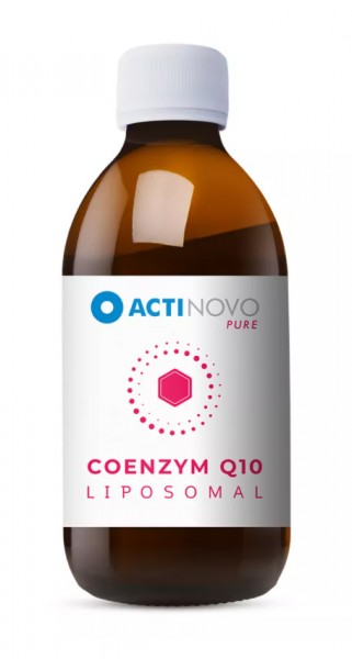 Liposomales Coenzyme Q10