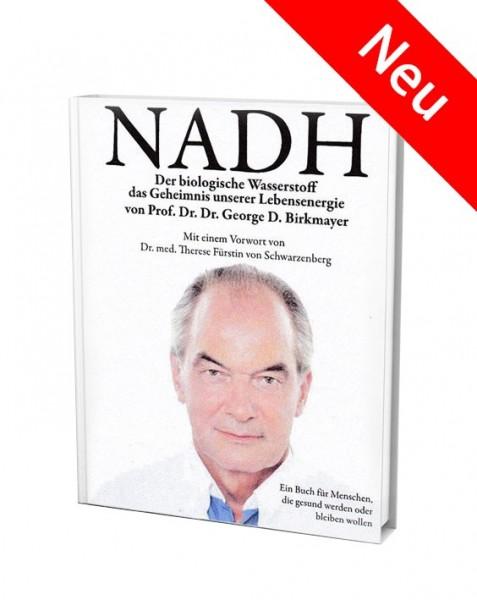 NADH - Der biologische Wasserstoff, das Geheimnis unserer Lebensenergie