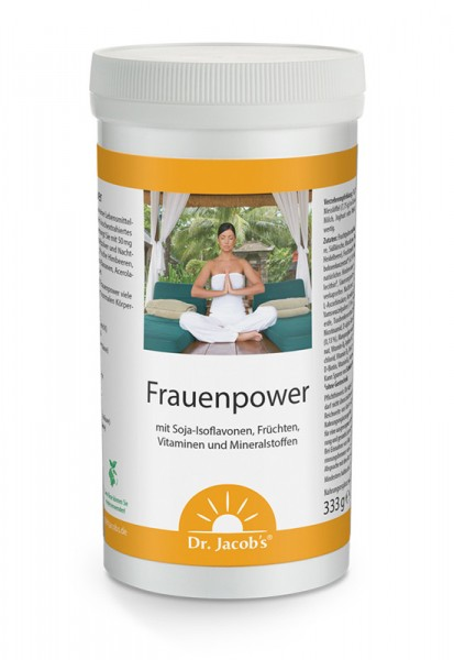 Frauenpower - Dr. Jacob's Pulver (333 g)