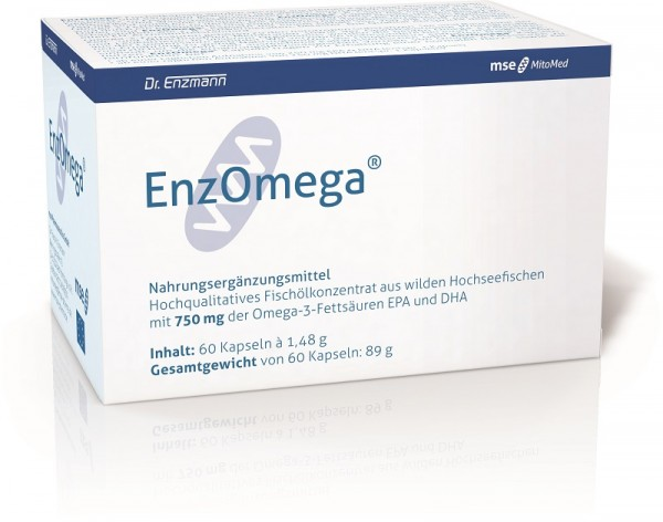 EnzOmega 750mg -  MSE von Dr. Enzmann