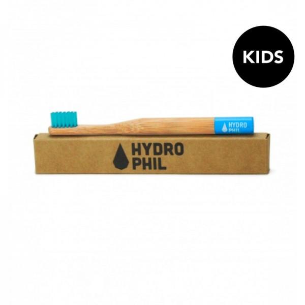 HYDROPHIL - nachhaltige Kinder-Zahnbürste aus BAMBUS