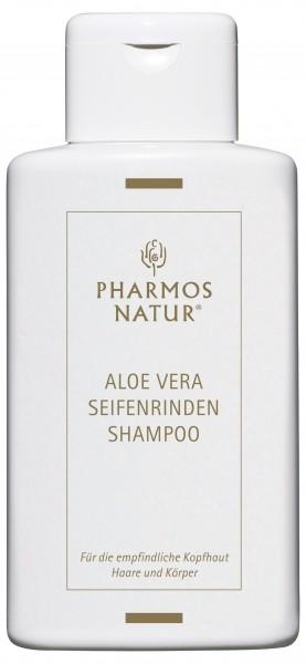Seifenrinden-Shampoo mit Bio Aloe Vera Frischpflanzensaft