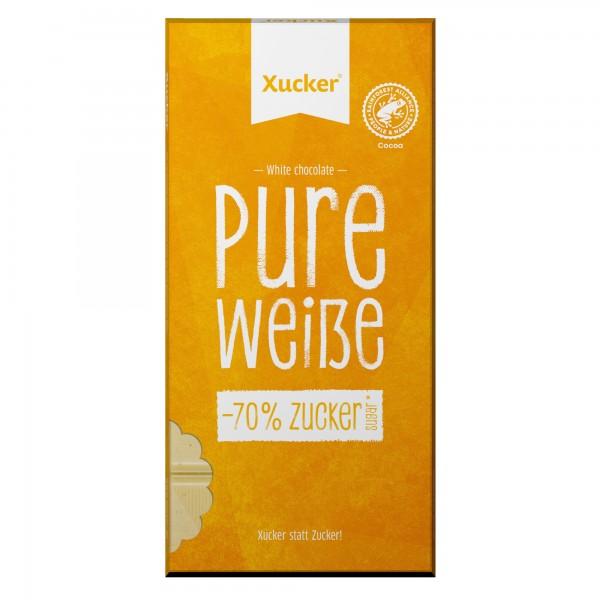 Weißolade - Weiße Xylit-Schokolade