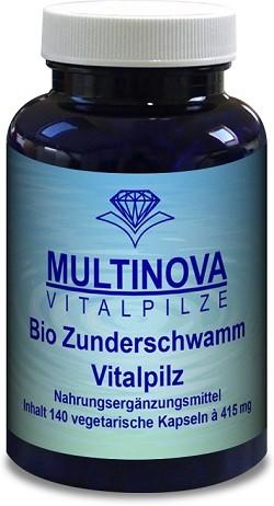 Vitalpilz Bio-Zunderschwamm Kapseln