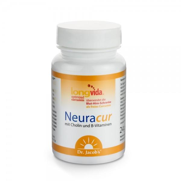 Neuracur - Curcumin, Cholin und B-Vitamine