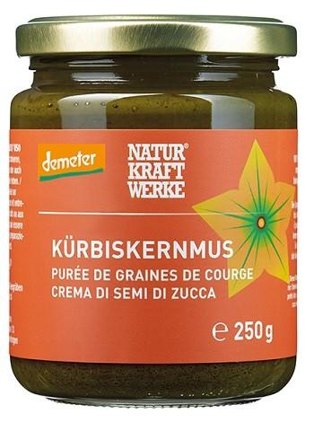 Kürbiskernmus, Demeter Bio/kbA