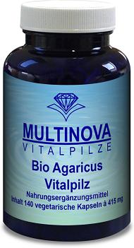 Bio Agaricus Vitalpilz-Pulver