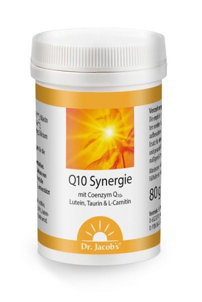 Q10 Synergie für den Energie-Stoffwechsel
