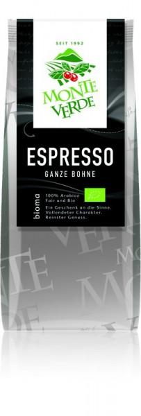 Espresso Monte Verde, BIO