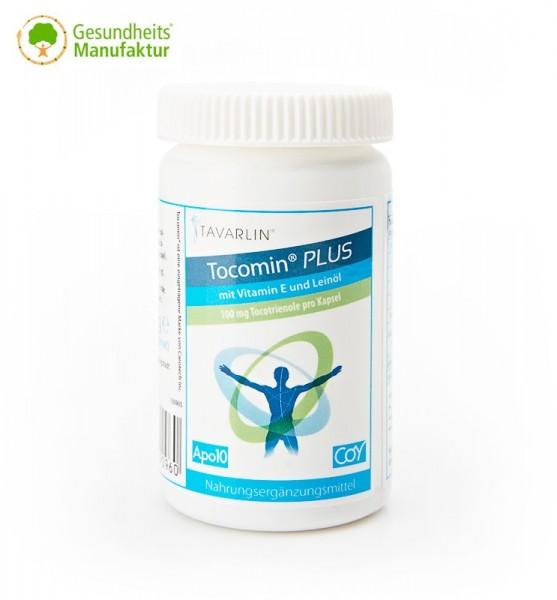 Tocomin Plus mit Tocotrienol-Komplex (ungesättiges Vitamin E)