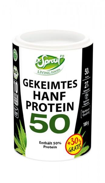 Dr. Sprout gekeimtes Bio Hanf-Protein