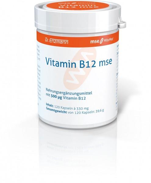 Vitamin B12 MSE mit Vitamin B6, Biotin und Folsäure