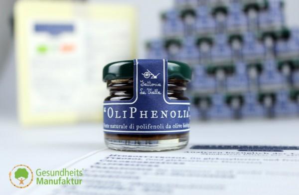 OLIPHENOLIA mit Polyphenolen aus Oliven