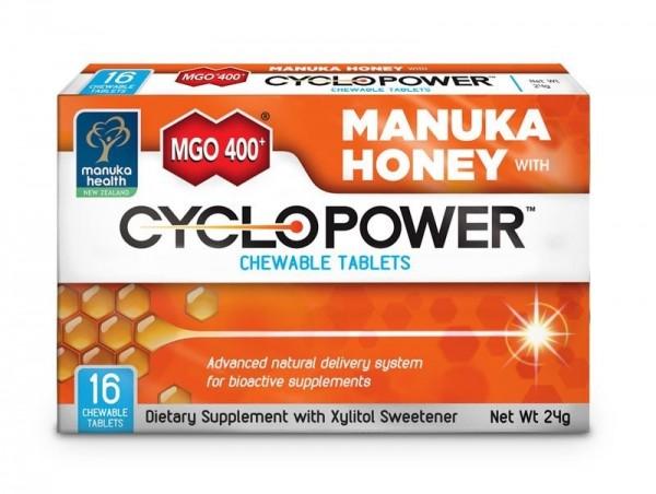 Manuka CycloPower Lutschtabletten