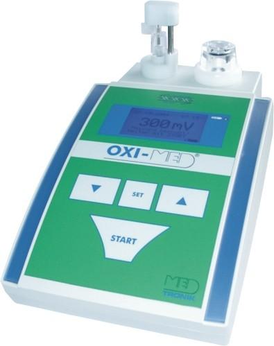 OXI-MED zur Messung von Redoxpotentialen / oxidativer Stress