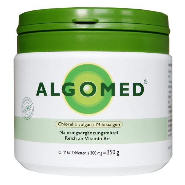 ALGOMED CHLORELLA Tabletten 350g, schadstofffrei