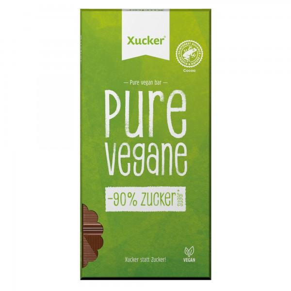 Xylit Vegane Zartbitterschokolade mit Xylit