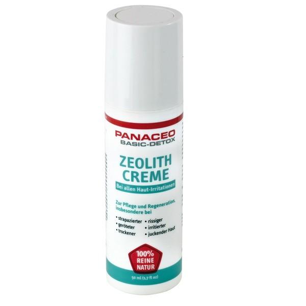 Panaceo Basic-Detox Zeolith Creme