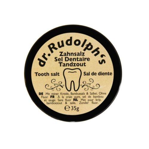 Basisches Bambussalz - Zahnpulver von Dr. Rudolph